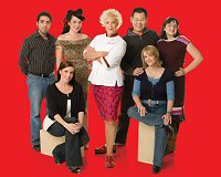Red Team - Anne Burrell